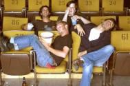 Back row: Dan Menoni, Tony Sackett Front Row: Ryan Whitacre, Dan Lastick